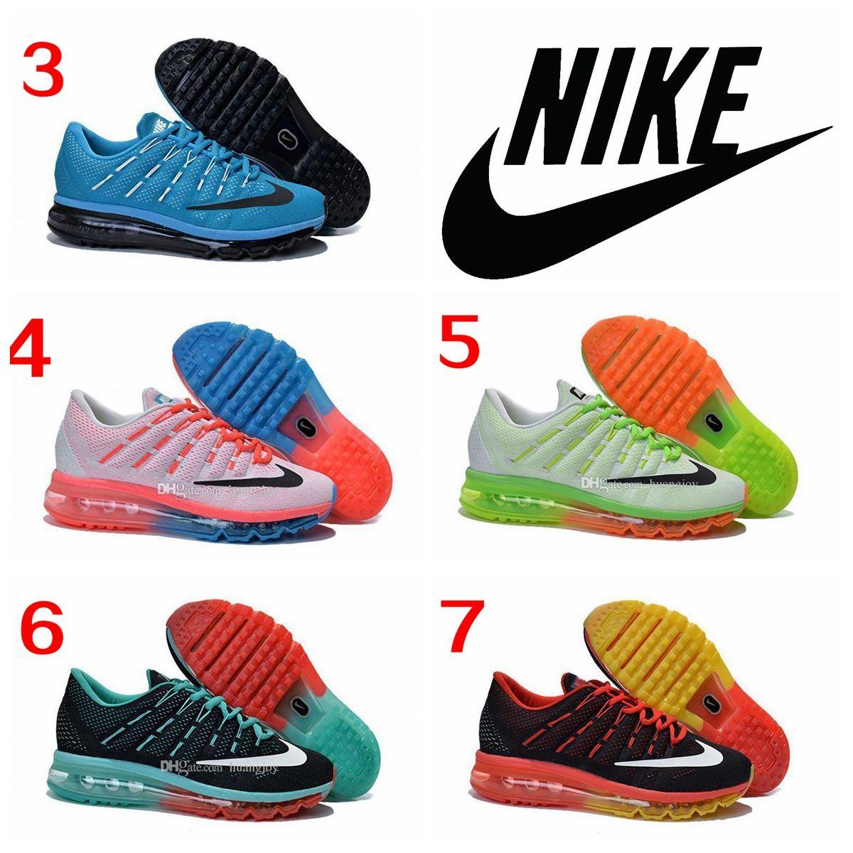 2016 Nike Air Max Color