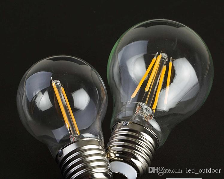 led light bulb ac dc 12v 24v 36v led lamp e27 led filament bulbs warm white 360 degree a19. Black Bedroom Furniture Sets. Home Design Ideas