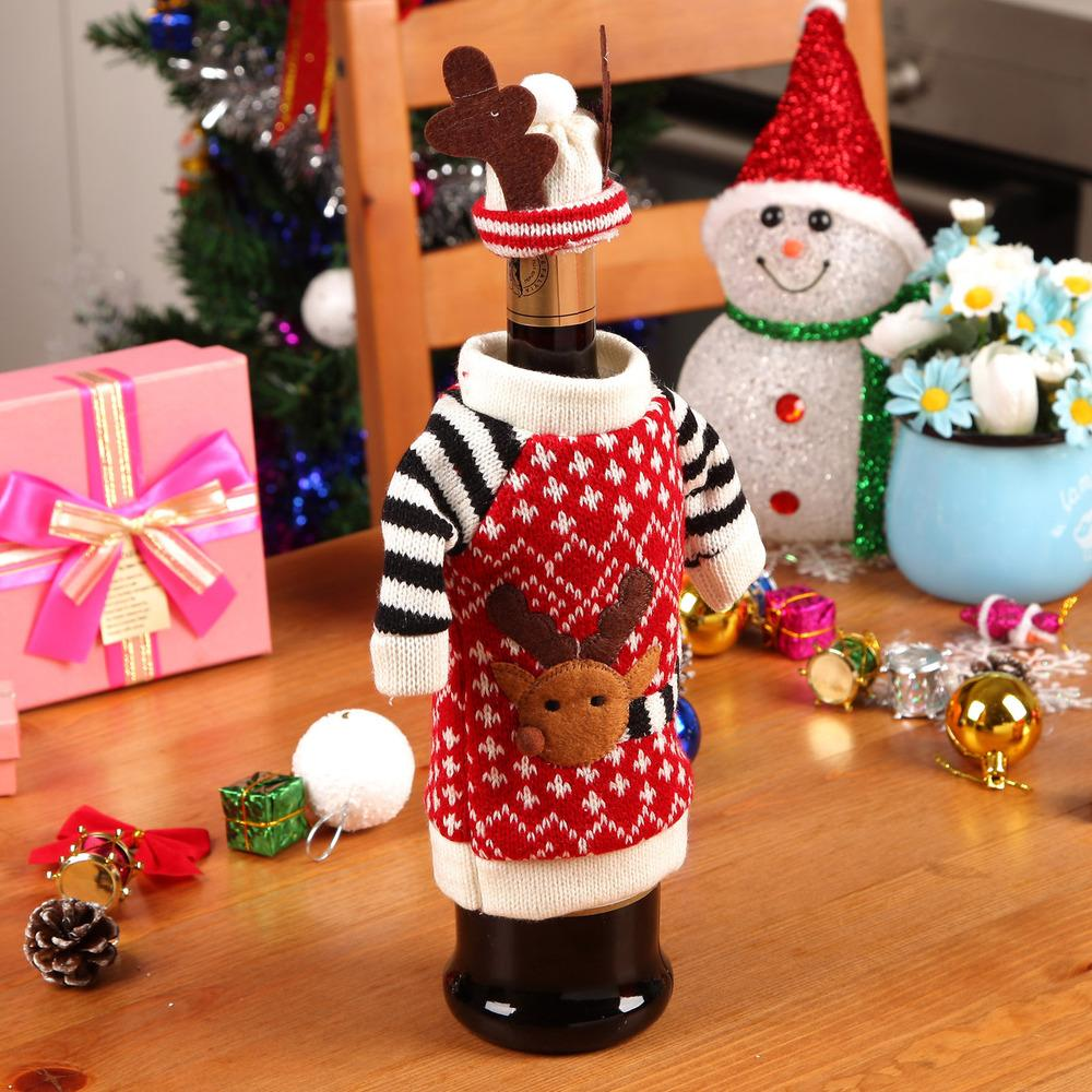 Free Dhl Christmas Deer Knitting