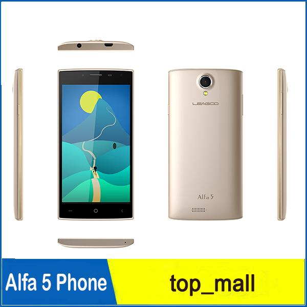 Andriod 1,3 GHz 1 Go de RAM de 8 Go ROM Android 5.1 Lollipop 5.0 pouces IPS 1280