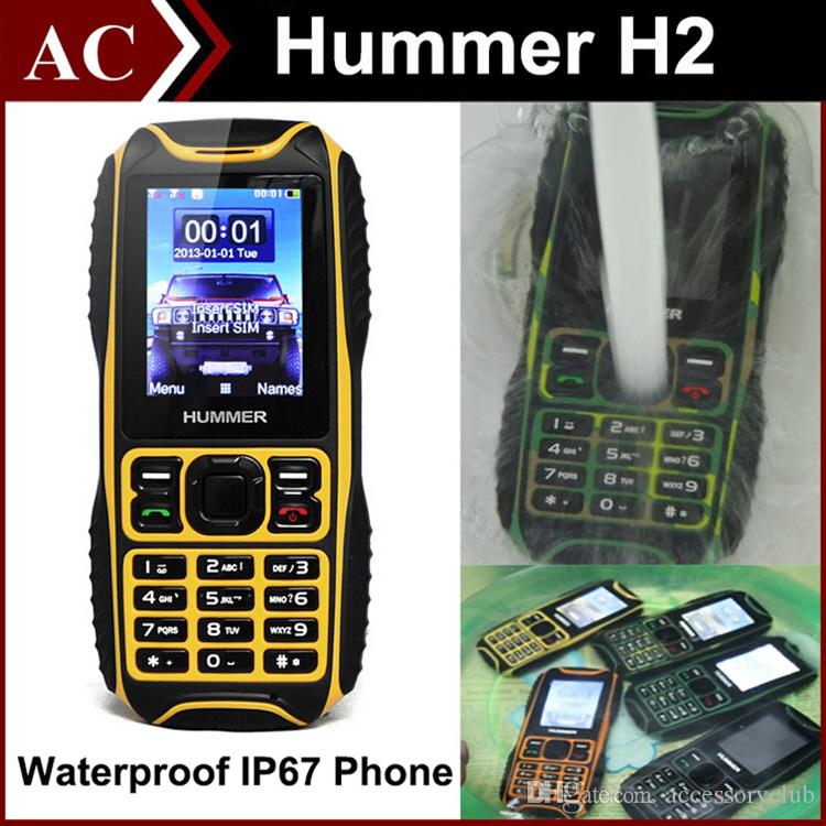 The Second Hummer Mobile Phone: HT2