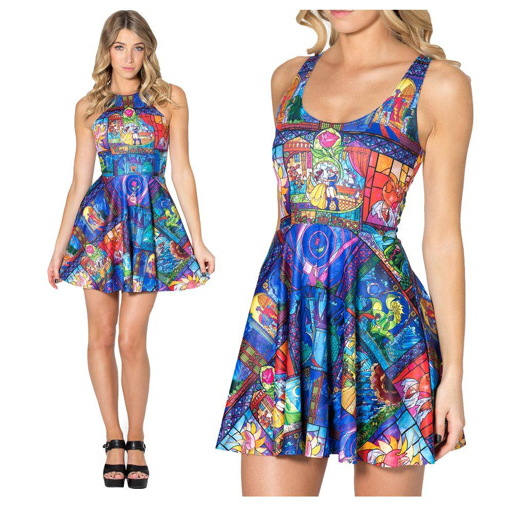 e2be604dce3 black milk clothing summer dress 2015 of 2018 2015 black milk new summer  dress skater 583