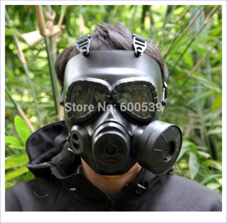 How to Make and Airsoft Mask Cheap and Easy  All