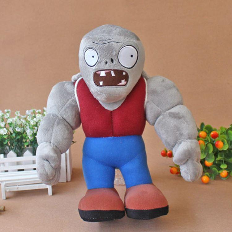 Plants vs zombies 2 gargantuar toy
