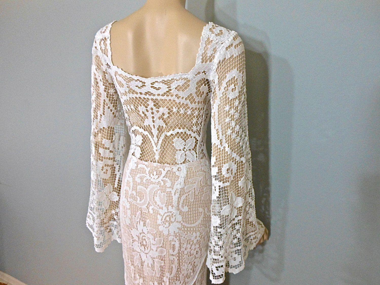 Griechischen inspirierten Hochzeitskleid