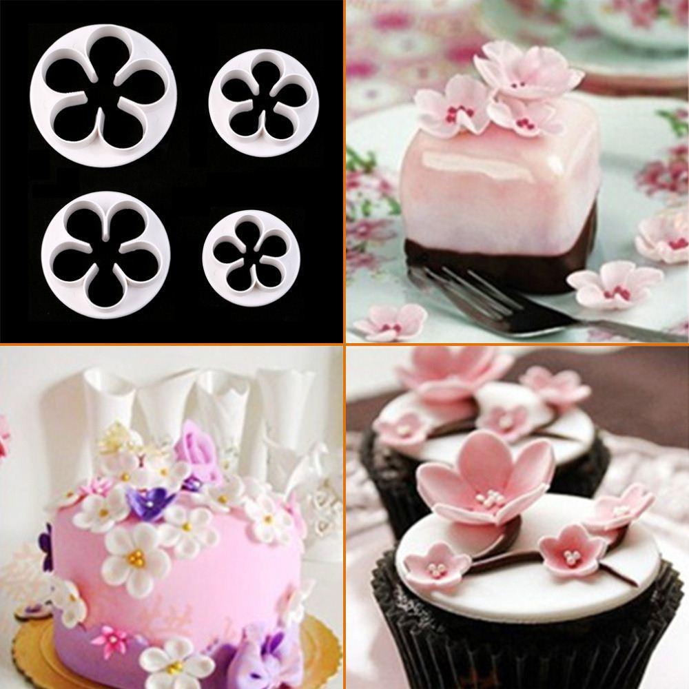Cupcake Kitchen Decor Sets Cake Tools Online Sale Rose Flower Cake Decorating Tools Cupcake