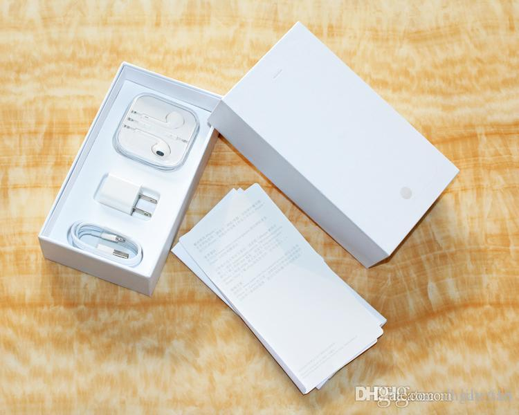 for iphone 6 box white black mobile phone packaging us
