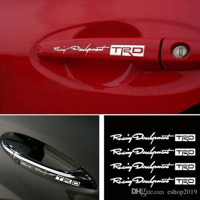 New Handle Personalized Car Stickers Car Stickers - Personalized car decals