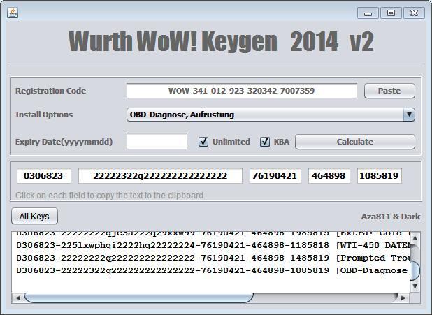 Keygen Key Zar 8.3 Free Download