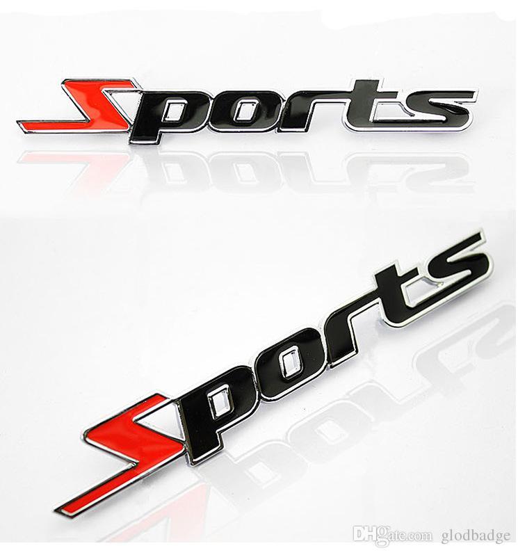 Sport Car Sticker Logo Metal D Autobot Decepticon Emblem Badge - Window clings for car sports