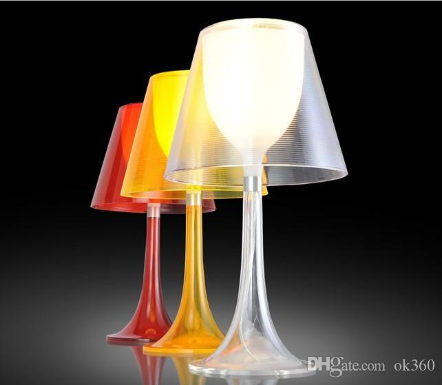 starck lighting. modern flos miss philippe starck transparent k t table lamp desk 24cm romantic night lights for bedroom drawing room online with 13252piece on lighting