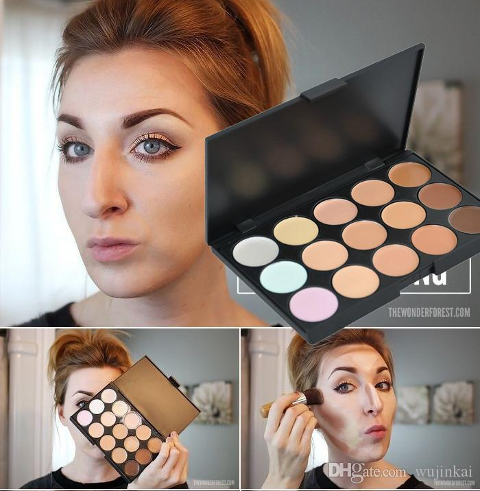 Camouflage Makeup Palette