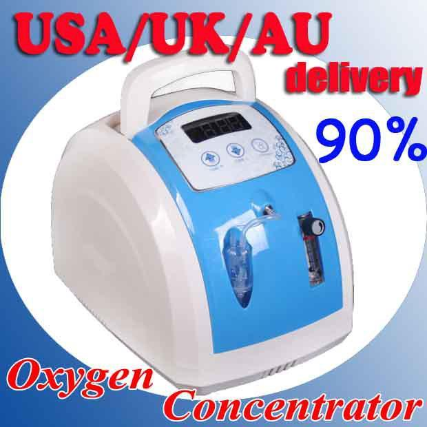 how to use o2 concentrator