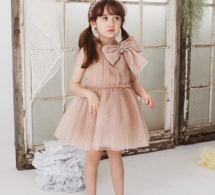 Elegant Butterfly Gauze Lace Tutu Ball Gown Bow Sequins