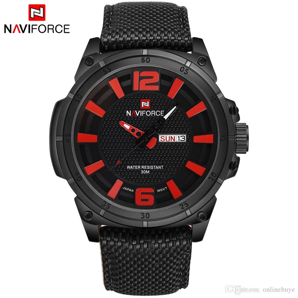 2016 new naviforce fashion watches men luxury brand men s quartz 2016 new naviforce fashion watches men luxury brand men s quartz hour date clock sports watch man