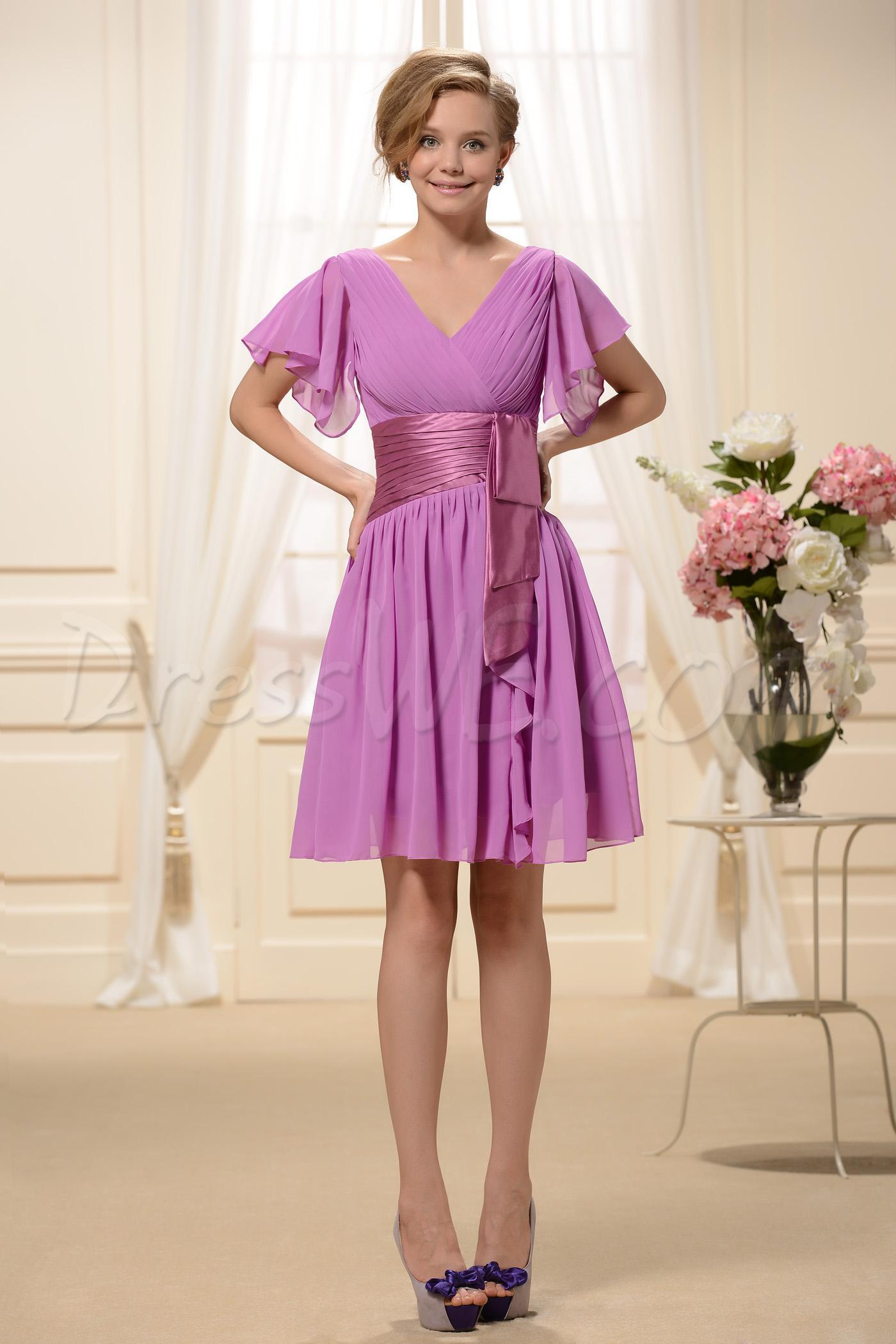 2014 purple bridesmaid dresses cheap bridesmaid gowns for Short cheap wedding dresses under 100