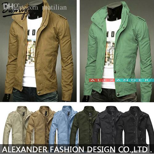 Fall-2015 New Mens Jackets And Coats, Mens Jackets Cotton Outwear ...