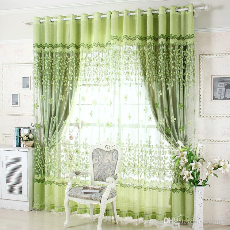 Curtains Luxury Beaded For Living Room Tulle +Blackout Curtain Window  Treatment/drape In Golden/Pink Curtains Curtains For Living Room Luxury  Curtains ...
