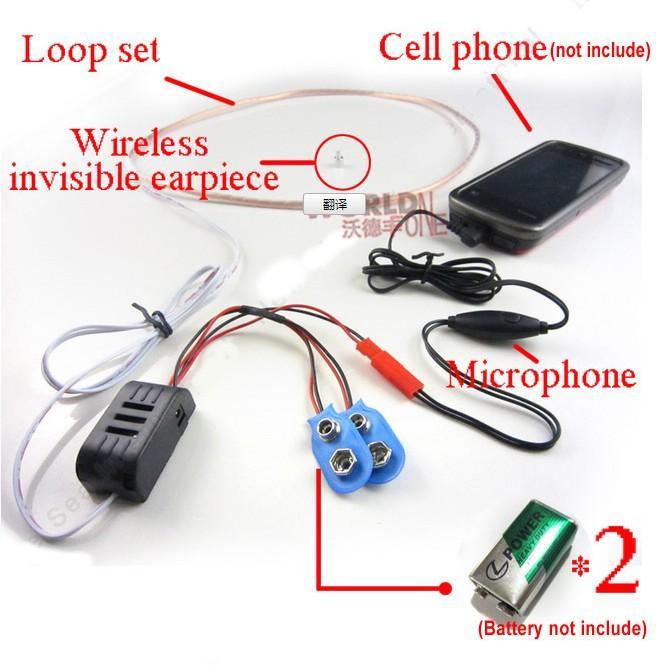 Circuit Spy Phone
