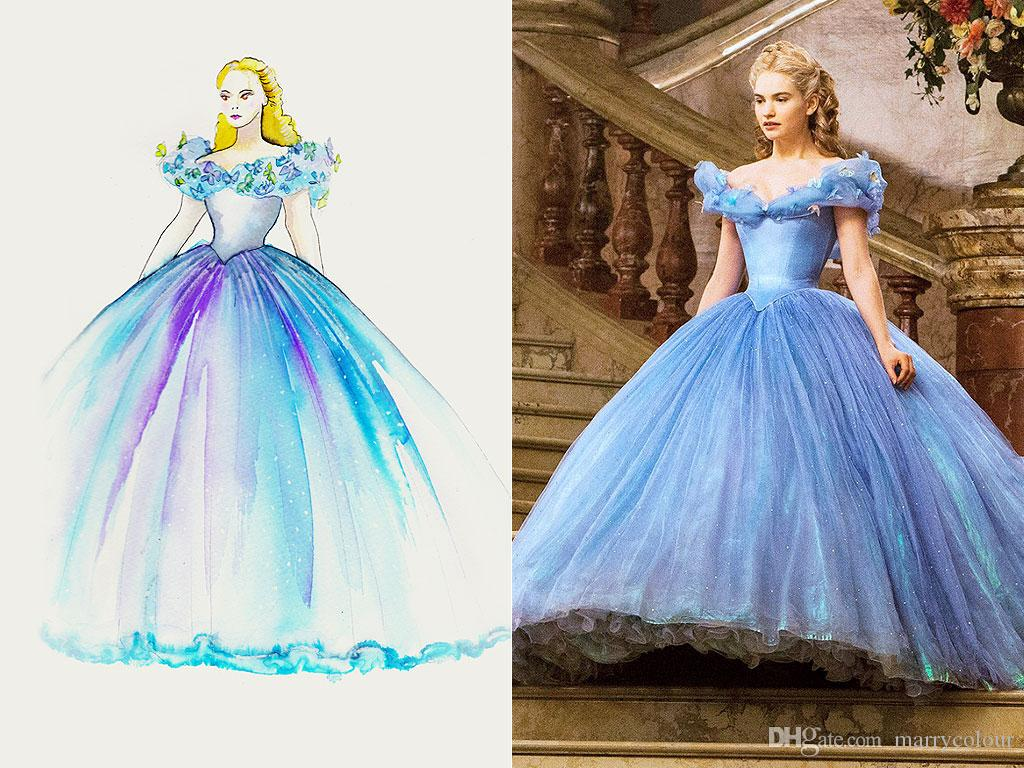 Cinderella Formal Dresses
