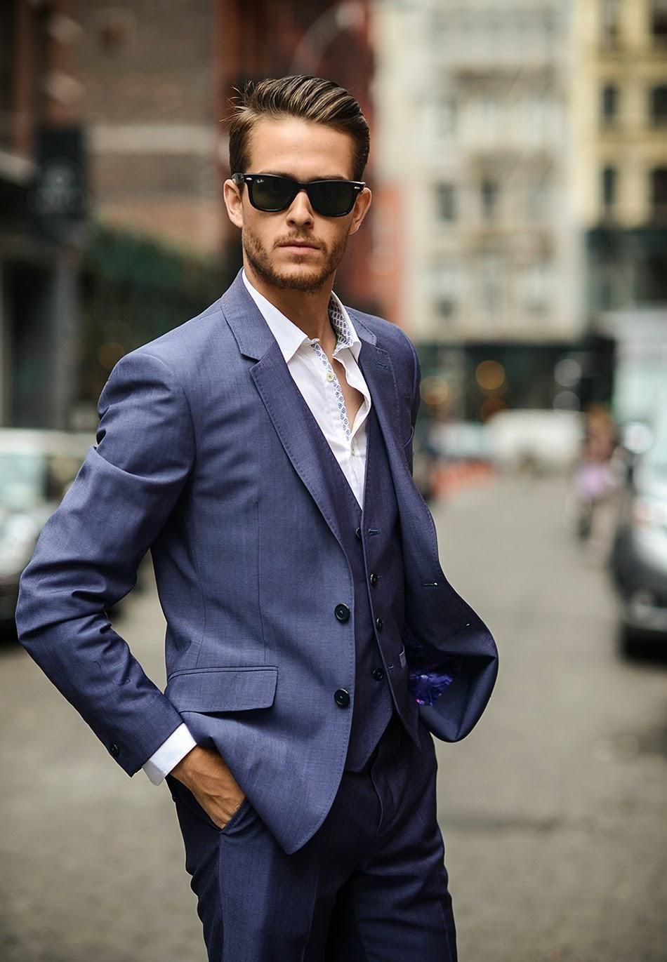 High Qulity Fashion Men Suits New Style Men Fashion Designer ...