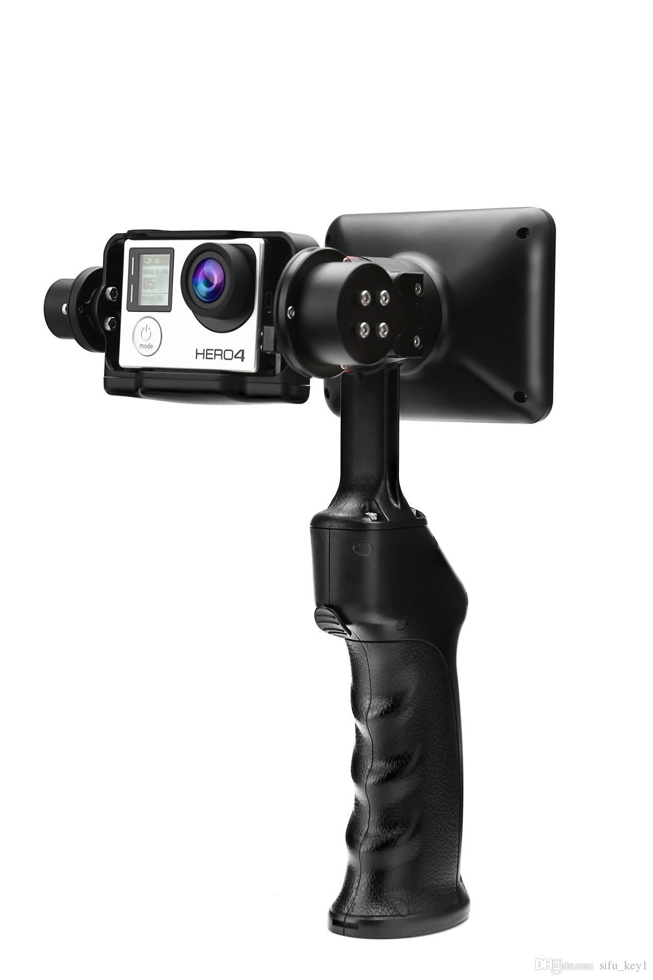 online cheap wenpod gp1 hand held gimbal selfie stick fit for action camera g. Black Bedroom Furniture Sets. Home Design Ideas