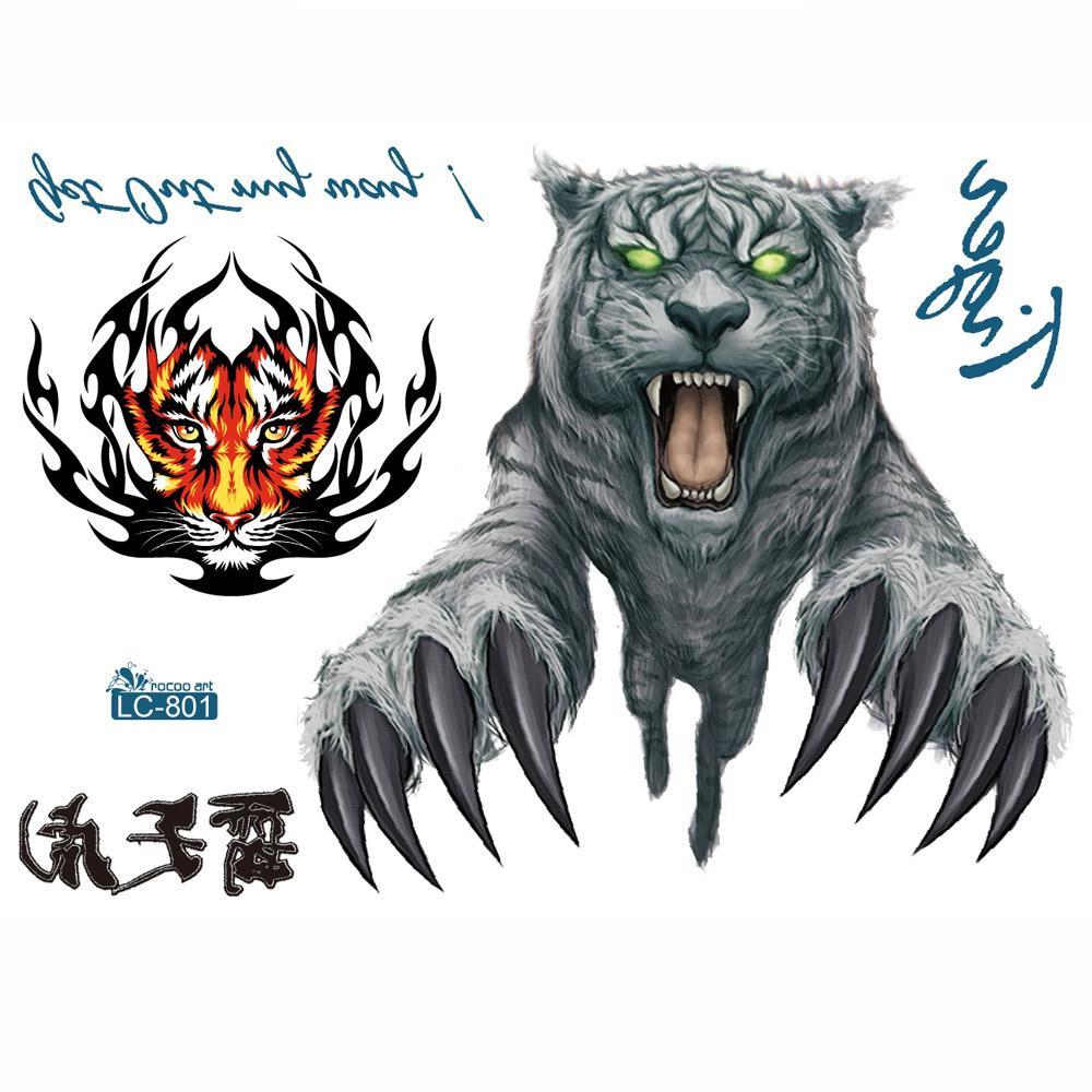 Татуировки с тигром Искусство татуировки! Татуировки