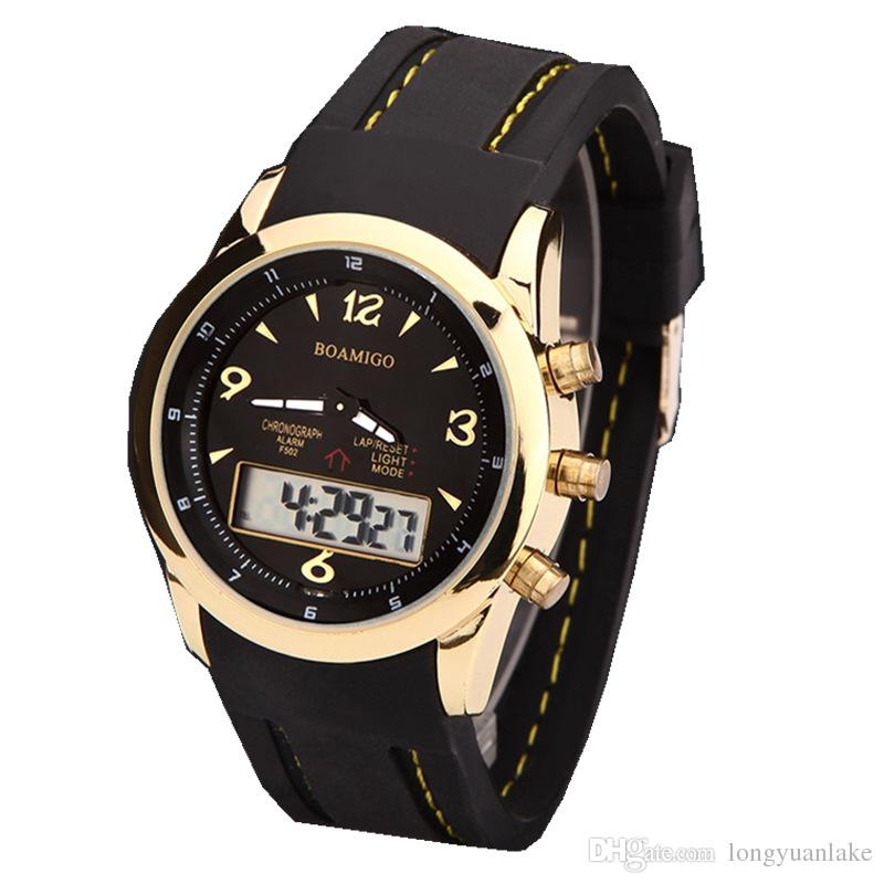 Best Luxury Sport Watches For Men Chronograph Electronic ...