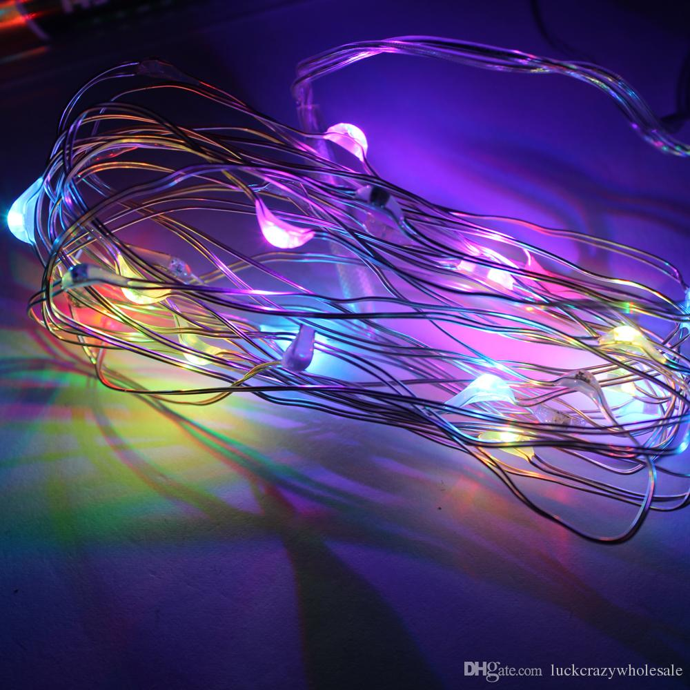 Soft Wire Led Light String 3m 30 Led Bulbs Starry Starry Light Indoor String Light Outdoor ...