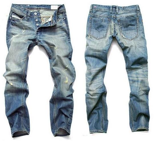 Hot Sale ! 2014 Mens Jeans Men Famous Brand Fashion Denim Jeans,cotton Jeans Men,Large Size Desinger Jeans Men