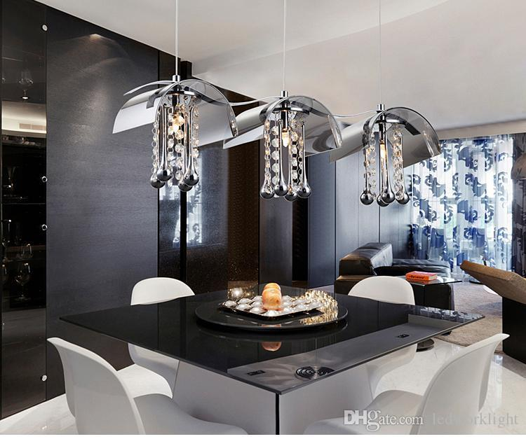 simple design Modern glass chandeliers Fashion brief crystal pendant lamp  for dining room Italy design lighting fixture PL030. Simple Design Modern Glass Chandeliers Fashion Brief Crystal