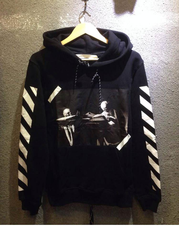 Best Version OFF-White 13 C/o Virgil Abloh Hoodies Pyrex Vision ...