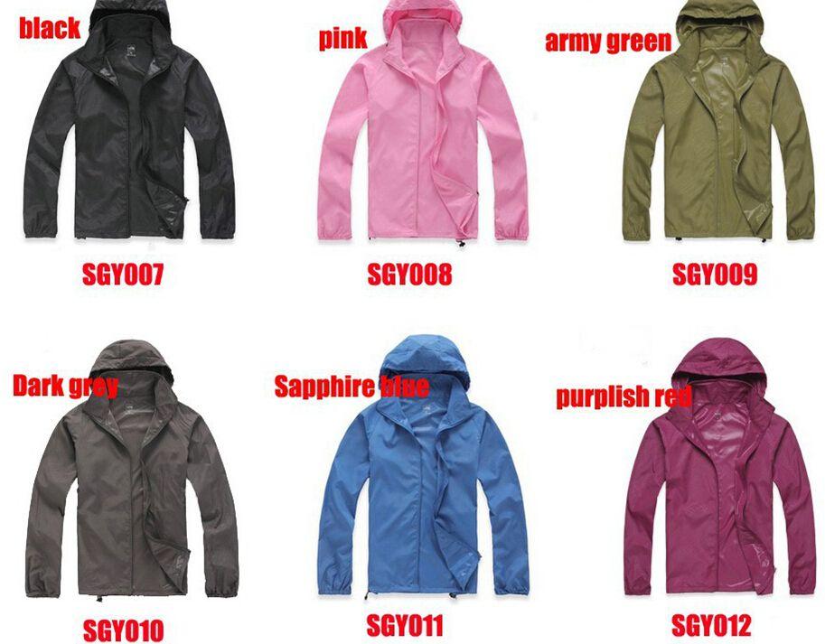 Wholesale Good Quality Lovers Raincoat Women Rain Coats Men'S