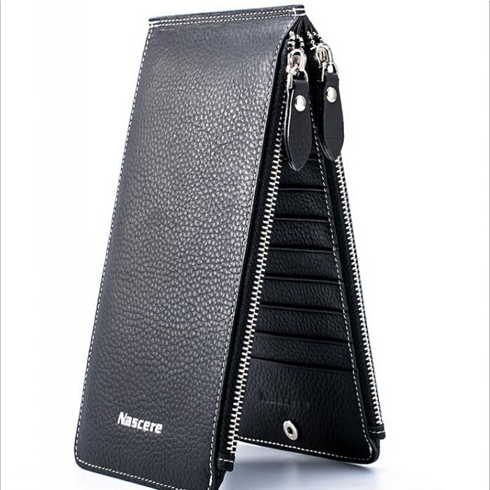 100 Pure Leather 20 Card Slot Slim Wallets Amp Holders