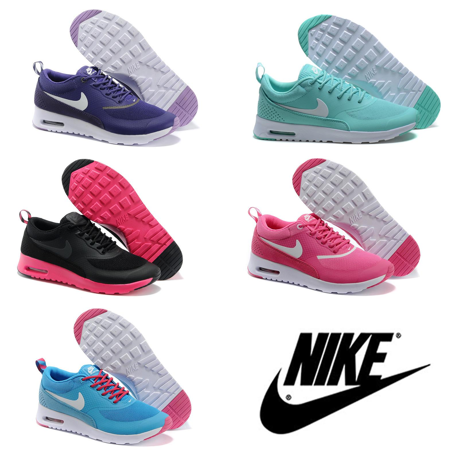 vêtements nike enfant - Nike Air Max Thea Holographic Glacier Ice