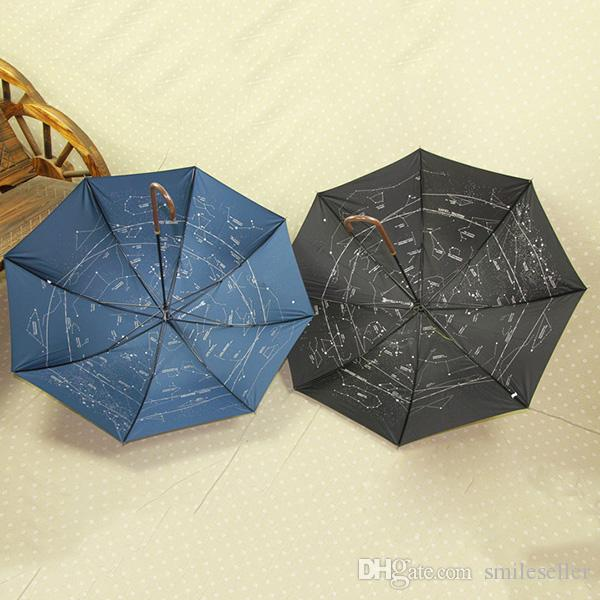 2017 gifts high end umbrellas creative constellation for High end gifts for women