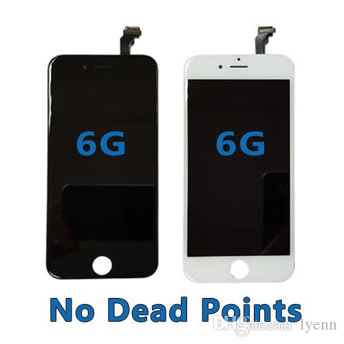 how to detect dead pixel on phone