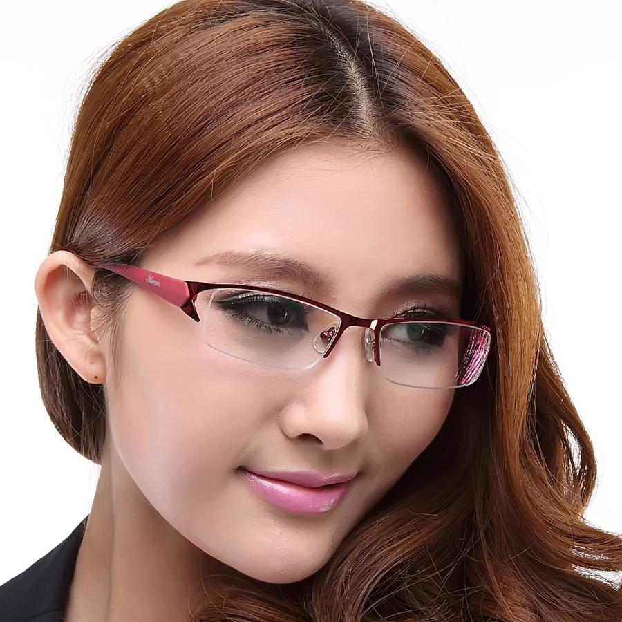 eyeglasses for women  2017 Glasses Frame Myopia Women Myopia Glasses Female Tr90 ...
