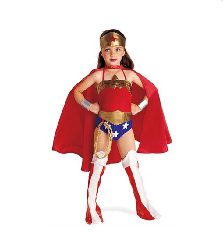 europe sexy states halloween performance clothing cosplay anime suit young children superman suit play ball dance a5 sexy clothes performance clothing - Clothes Halloween