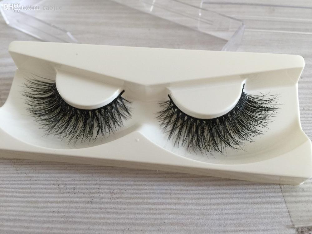 Wholesale 3d Mink Lashes And Horse Hair Lashes Thick Crossing Mink ...