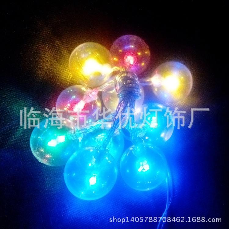 Led String Lights Led Plastic