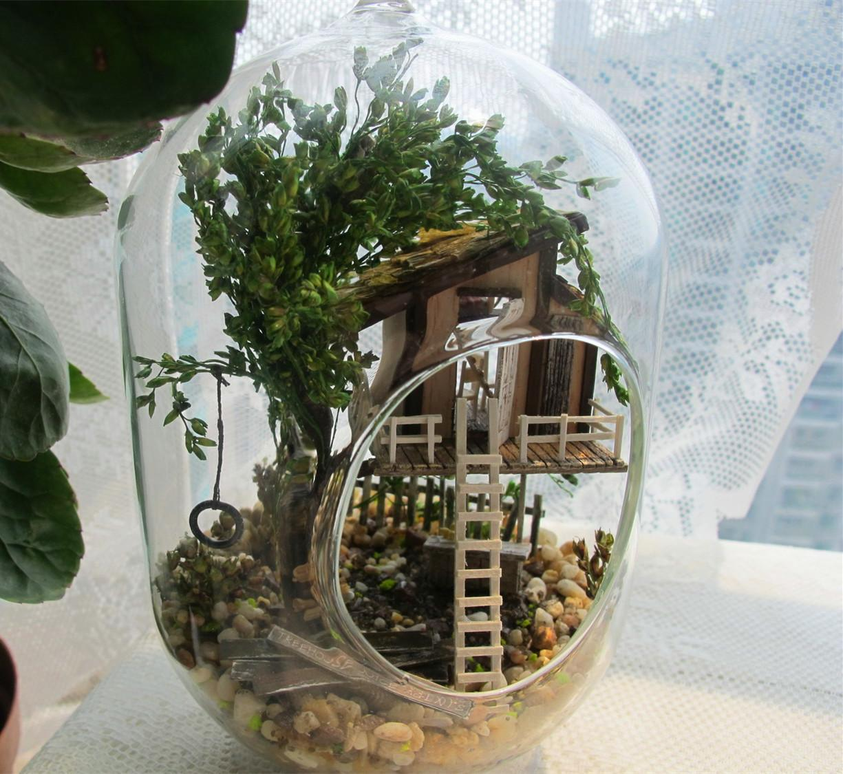 Unique Toys For Toddlers : Unique toys glass house diy jungle elf novelty