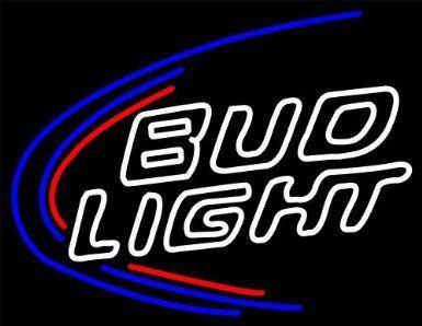 neon bud light sign beer wholesale signs christmas opti prestige nib revolutionary gift bar cheap super authentic tube lamp bright