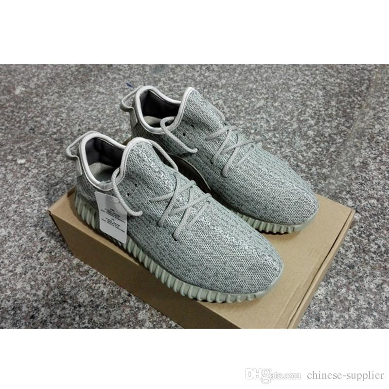 Wholesale With Receipts Cheap Air Yeezy 350 Boost Moonrock Kanye
