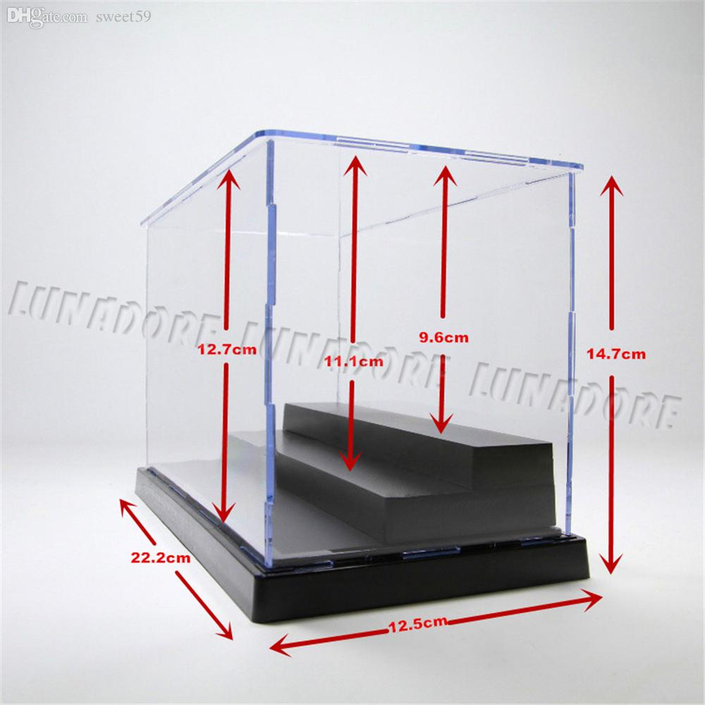 Acrylic Box Construction : Best wholesale acrylic assembly display steps