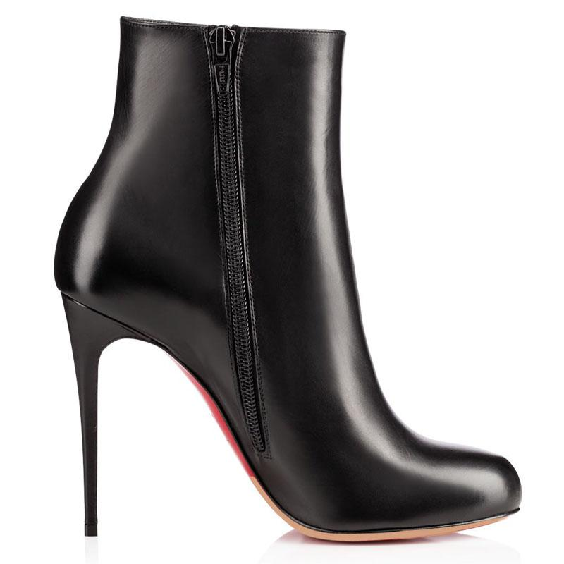 Ankle Boots With Heels For Cheap - Cr Boot