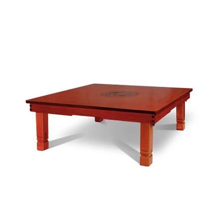 2017 Korean Tea Table Folding Legs Square 80cm Living Room