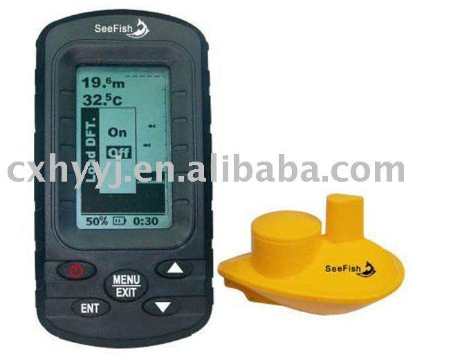 manufacturer/wholesale icon fish finder with super quality and, Fish Finder