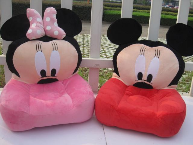 2017 Newborn Cute Micky Children Sofa Cartoon Baby Chair Soft