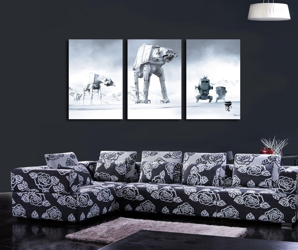 2016 Hd Canvas Print Home Decor Wall Art Painting No Frame